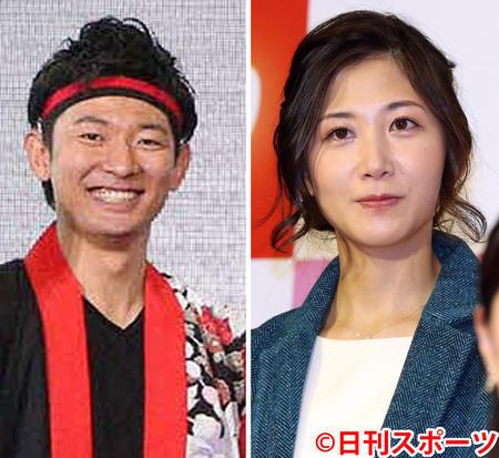 桑子真帆アナと谷岡慎一アナがスピード離婚