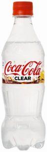 透明のコカ・コーラ「コカ・コーラ クリア」が登場!