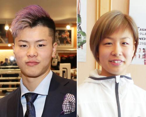 浅倉カンナと那須川天心が交際を宣言!すごい子供が生まれる可能性